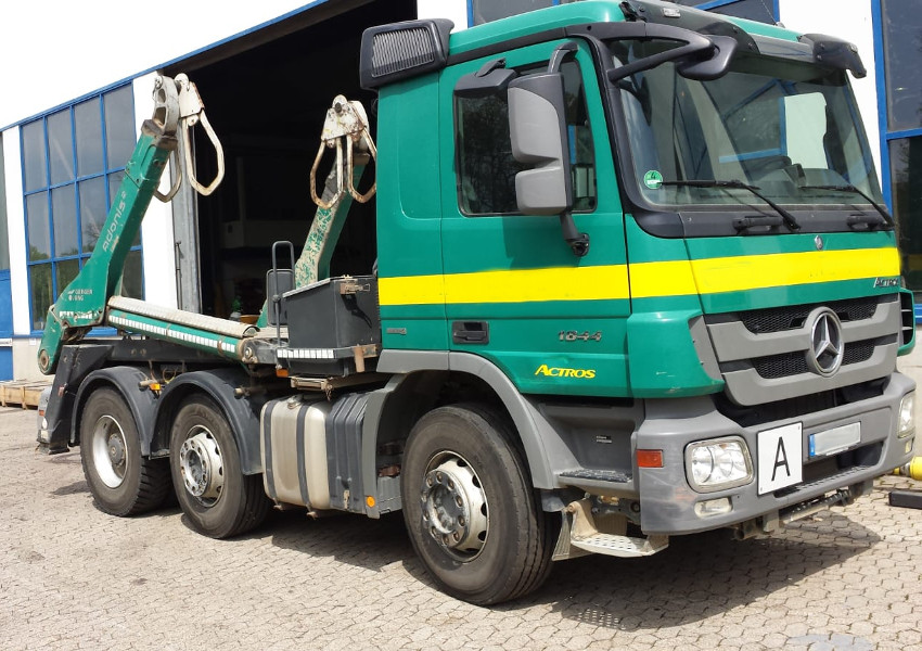 MB ACTROS 1844 6x2 EURO5 BRAMOWIEC